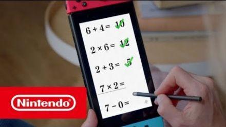 Vidéo : Programme d'entraînement cérébral du Dr Kawashima pour Nintendo Switch : Vidéo de présentation