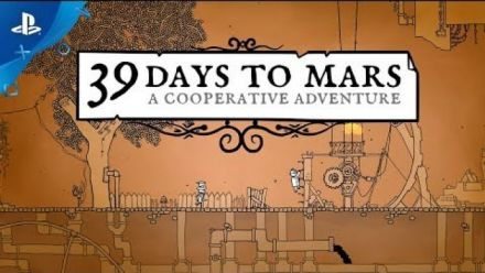 Vidéo : 39 Days to Mars Trailer PS4
