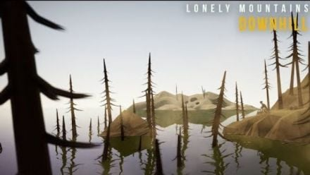 vidéo : Lonely Mountains: Downhill - Climate Change Edition
