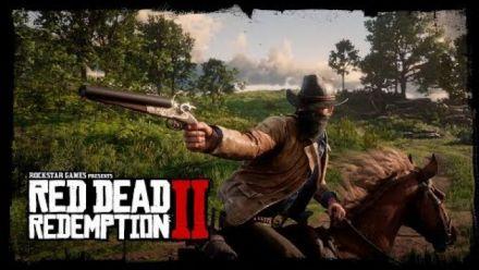 Red Dead Redemption II PC : Trailer de lancement