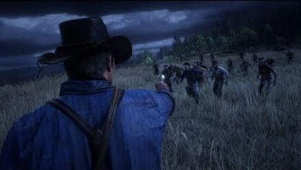 Vid�o : Des zombies dans Red Dead Redemption 2