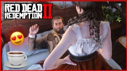 """Vid�o : Red Dead Redemption II : Vidéo mod """"Hot Coffee"""""""