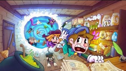 Vid�o : Enchanted Portals : Trailer d'extension sur Kickstarter