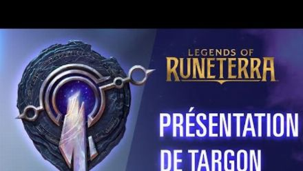 Vid�o : Présentation des régions - Targon | Gameplay - Legends of Runeterra