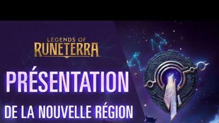vidéo : Nouvelle région : Targon | Legends of Runeterra