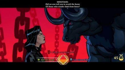vidéo : Chorus : Aperçu de la chanson du Minotaure