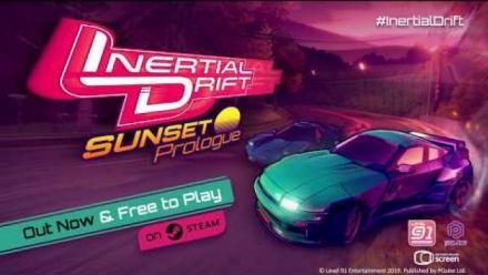 Vid�o : Inertial Drift : Annonce de la démo Sunset Prologue sur Steam