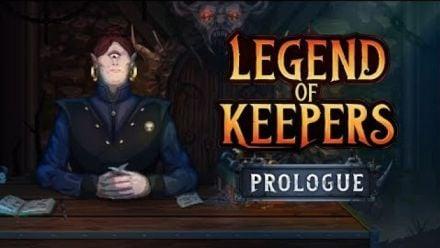 Vid�o : Legend of Keepers Prologue : Trailer de lancement