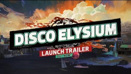 Disco Elysium : Trailer de lancement