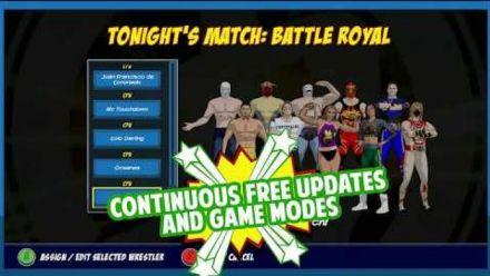 Vidéo : Chikara Action Arcade Wrestling : Bande-annonce de lancement