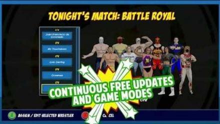 Chikara Action Arcade Wrestling : Bande-annonce de lancement