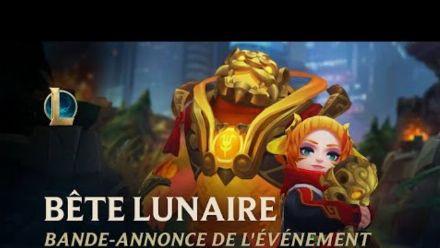 Vid�o : Bête lunaire 2021 | Bande-annonce de l'événement - League of Legends