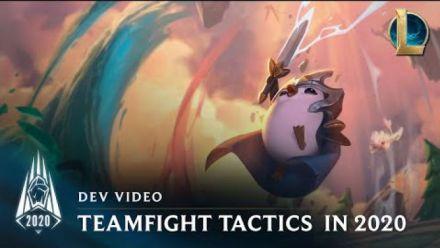 Vid�o : Teamfight Tactics in 2020 | Dev Video - League of Legends