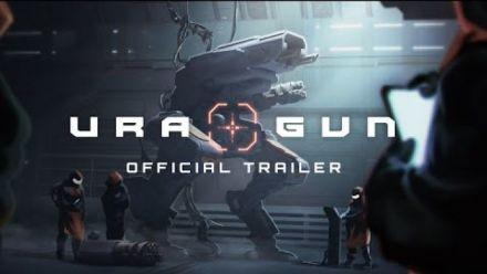 Vid�o : Uragun : Trailer officiel