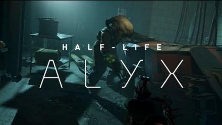 vidéo : Half-Life: Alyx Gameplay Video 1