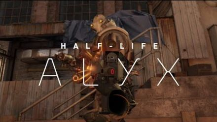 vidéo : Half-Life: Alyx Gameplay Video 3