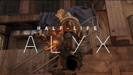 vid�o : Half-Life: Alyx Gameplay Video 3