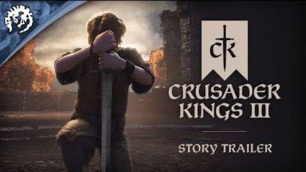 Vid�o : Crusader Kings III - Story Trailer -