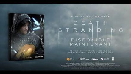 Death Stranding PC - trailer de lancement