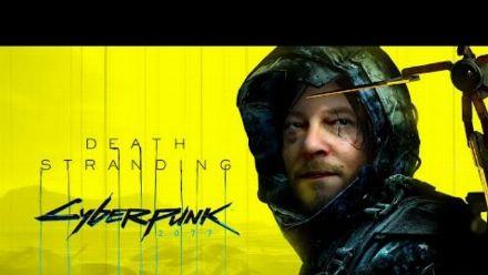 Vid�o : Death Stranding : Sam se la joue Cyberpunk 2077 dans la nouvelle mise à jour PC