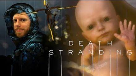 Death Stranding : Replay de notre live-découverte avec vous !