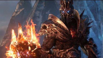 vidéo : Cinématique World of Warcraft: Shadowlands (VF)