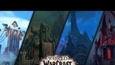 Vid�o : WoW Shadowlands dévoile sa date de sortie