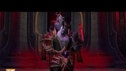 Vid�o : Shadowlands : le raid château Nathria est disponible !