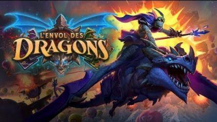 Vid�o : Cinématique : L'Envol des Dragons (VF)   Hearthstone