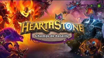 Vidéo : Bande-annonce : les champs de batailles débarquent sur Hearthstone ! (VF)