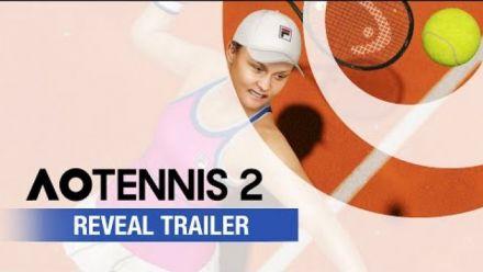 Vidéo : AO Tennis 2 : Reveal Trailer