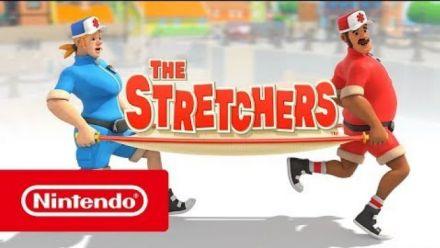 Vidéo : The Stretchers : Trailer de lancement sur Switch