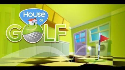 Vidéo : House of Golf : Trailer de sortie sur Switch