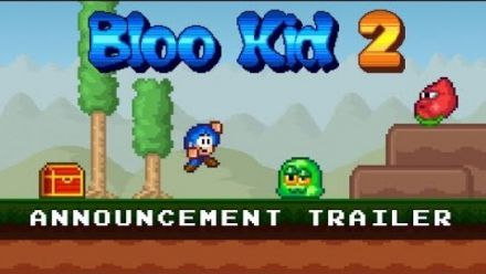 Vidéo : Bloo Kid 2 : Trailer de lancement