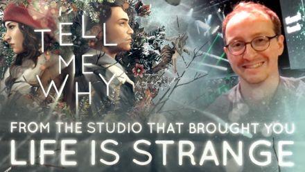 Vidéo : X019 : Notre interview de Florent Guillaume, game director de Tell Me Why