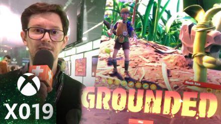 Vidéo : Grounded : Nos impressions du X019