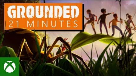 Vid�o : 21 Minutes of Grounded Single - Player Official Gameplay