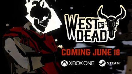 West of Dead Date de sottie consoles et PC Steam
