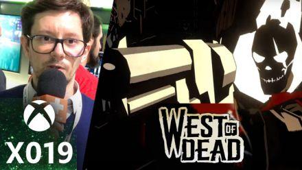 Vidéo : X019 : Impressions de West of Dead par Plume