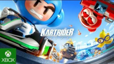Vid�o : Kart Rider Drift Trailer X019