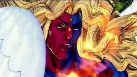 vid�o : Street Fighter V : Trailer de Gill