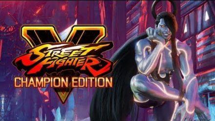 vid�o : Street Fighter V Champion Edition : Trailer de Seth