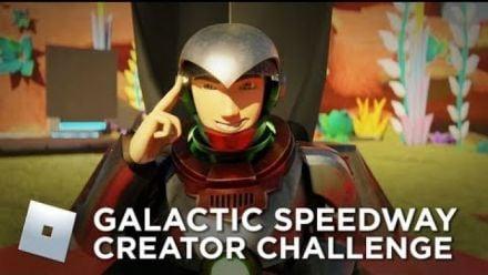 Vid�o : Galactic Speedway Creator Challenge