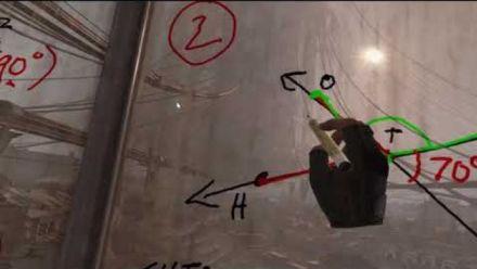 Vid�o : Half-Life Alyx vous donne une leçon... de mathématique en VR