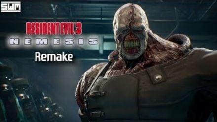 Vidéo : Resident Evil 3 Remake en développement (vidéo de Spawn Wave)