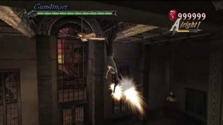 Vid�o : Devil May Cry 3 Special Edition - Free Style