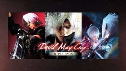 Vid�o : Devil May Cry Triple Pack : Trailer d'anonce