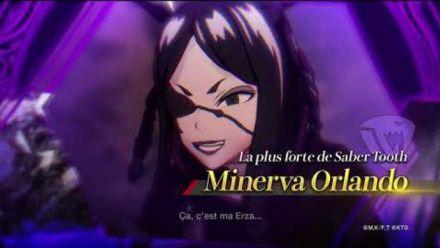 vidéo : Fairy Tail : Trailer des personnages invités