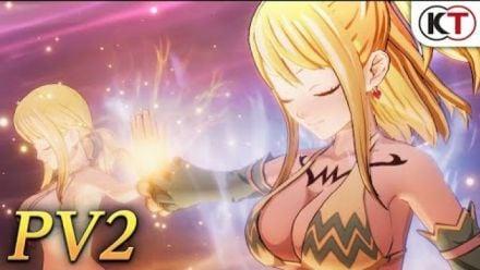 vidéo : Fairy Tail : Trailer PV2