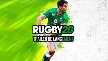 Vid�o : Rugby 20 : Trailer de lancement
